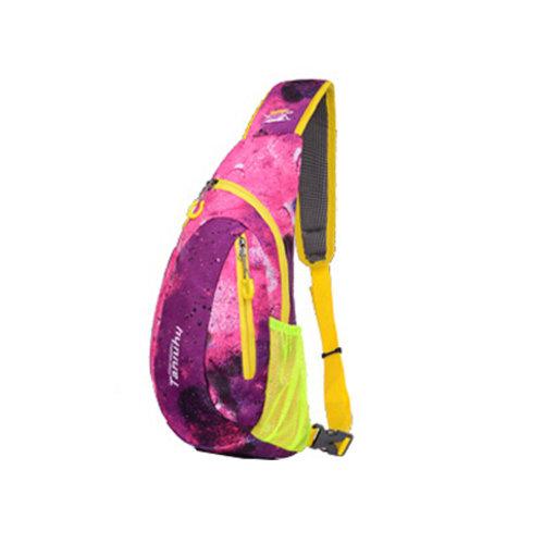 Fashion Lightweight Shoulder Backpack,Traveling,hiking,etc, pink purple