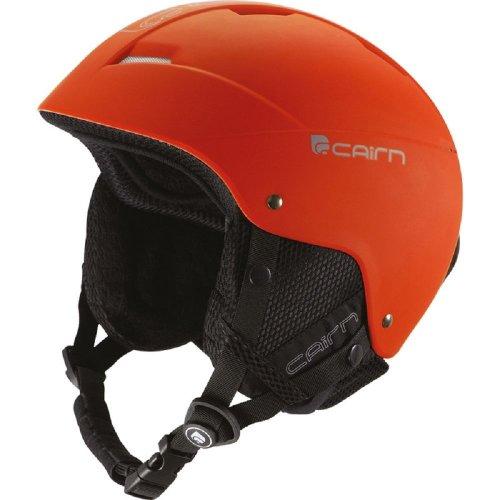 Cairn Android J Matt Orange Helmet Junior 48/50