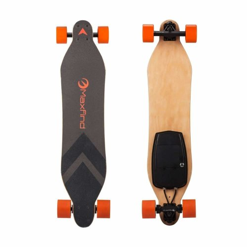 Max A - Electric Skateboard with Dual Hub Motor
