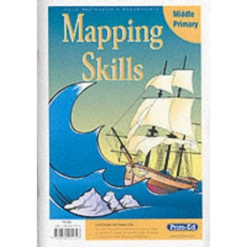 Mapping Skills: 8 to 10 Years