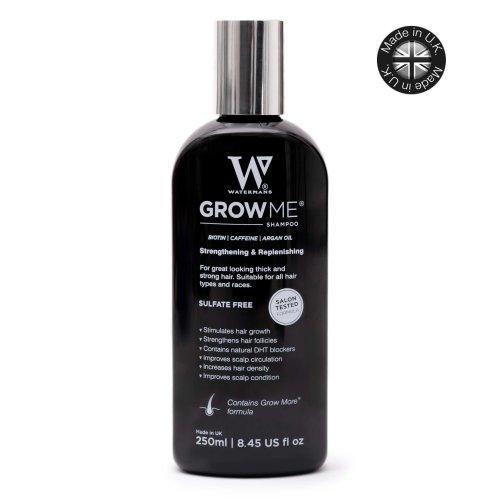 Watermans Grow Me Hair Growth Shampoo | Hair Thickening Shampoo