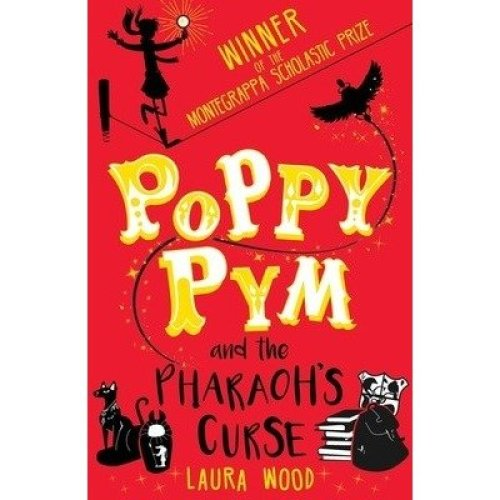 Poppy Pym and the Pharaoh's Curse