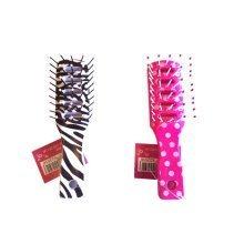 Cloud NIne - 2 Small Handbag Hairbrushes - 2 Designs