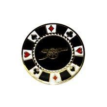 Arsenal Casino Golf Ball Marker - - Official Licensed Product - Gunners - Arsenal Casino Golf Ball Marker - Official Licensed Product - Gunners
