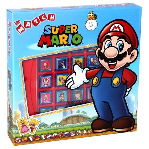 Top Trumps Match - Super Mario Board Game