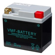 VMF Powersport AGM Battery 12 V 6 Ah FA YTZ7-S