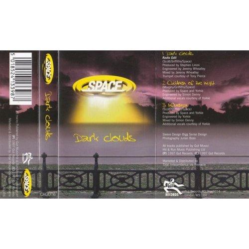 Dark Clouds [Audio Cassette] Space