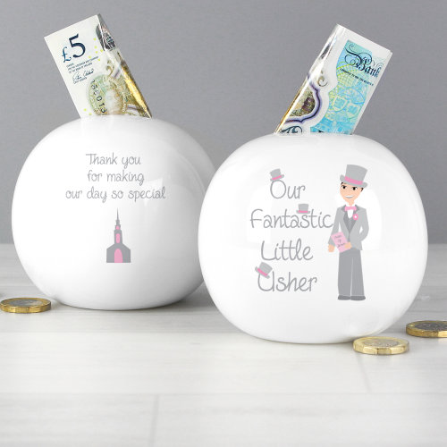 Fabulous Usher Money Box