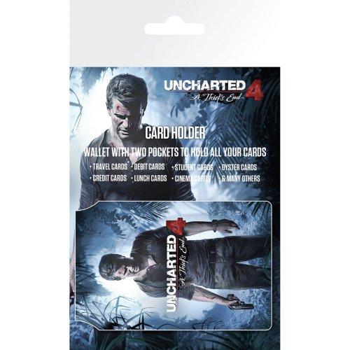 Uncharted 4 Keyart Card Holder