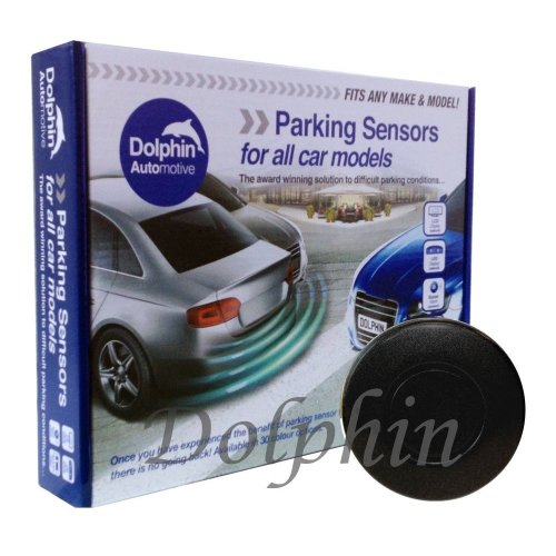 Dolphin Parking Sensors - Matt Black