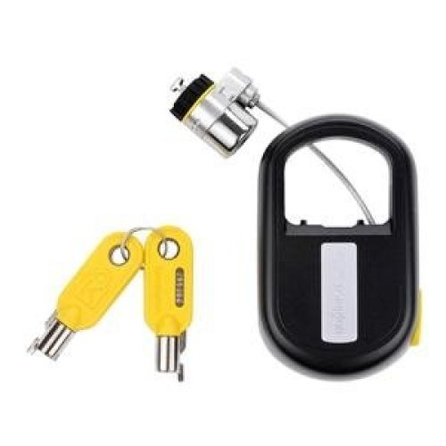 Kensington MicroSaverRetractable Laptop Lock - Keyed Different cable lock