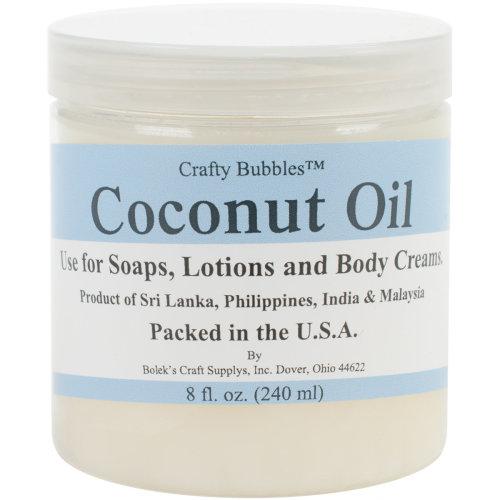 Coconut Oil 8oz-