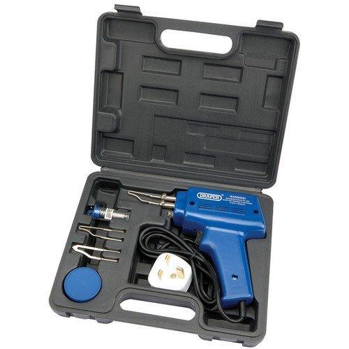 Draper 71420 100W 230V Soldering Gun Kit