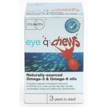 Equazen Omega 3&6 Eye Q Chews 60s