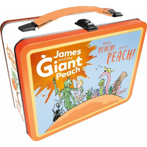 Lunch Box - Dahl - James Gen 2 Fun Box New 48228