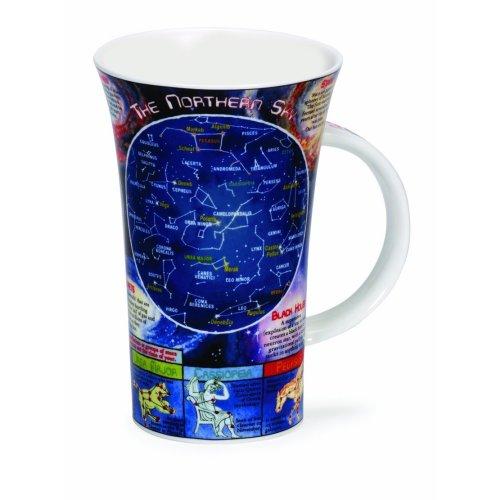 cd3b45bb6bd Dunoon Glencoe Fine China Educational NIGHT SKY Mug Cup 500ml on OnBuy