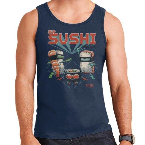 Sushi Squad Men's Vest