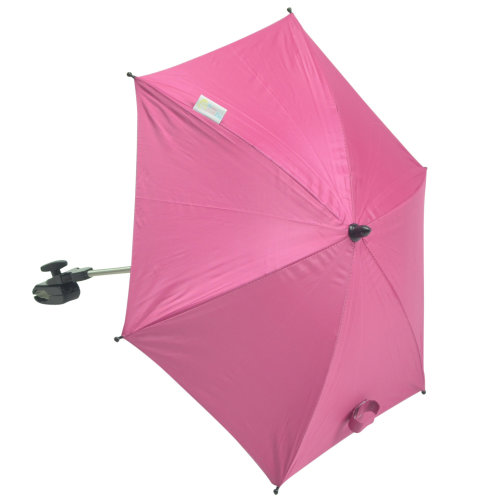 Baby Parasol compatible with Chicco Lite Way Hot Pink