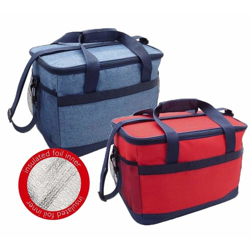 Deluxe 16 Litre Insulated Cool Bag