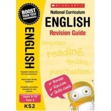 English Revision Guide - Year 5: Year 5