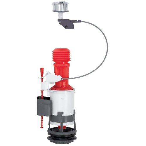 Wirquin Jollyflush Replacement Dual Flush Cistern Valve - Universal Fitment Bnip