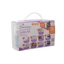 Dreambaby Home Safety Kit - No Tools No Screws