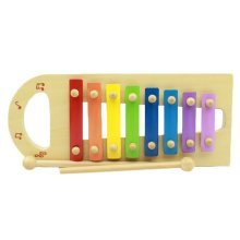Hammer Percussion Hand Knock Children Music Toy Piano--Music