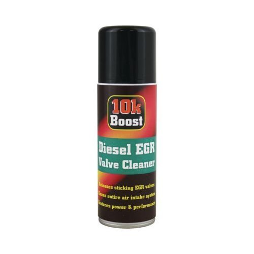 10K BOOST DIESEL EGR VALVE CLEANER