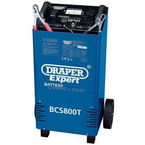 Draper 52030 Expert 12/24V 700A Battery Starter/Charger