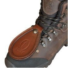 Bisley Leather Toe Protector - Barrel Rest and Shoe Protector
