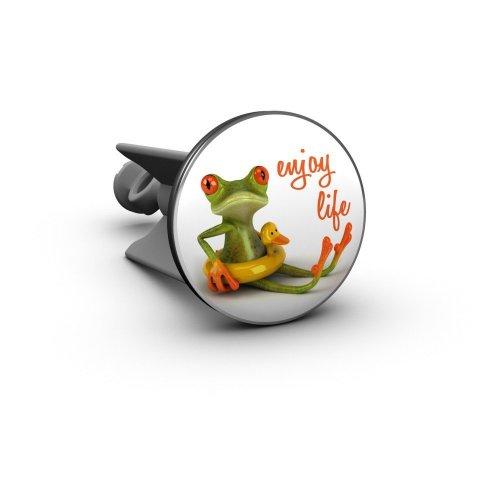 Plopp Sink Plug Frog