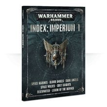 Games Workshop Warhammer 40K Index: Imperium 1