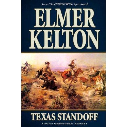 Texas Standoff (Texas Rangers Series)