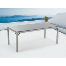 Garden Table - Dining Table -  Polished Granite - 180 cm - TORINO