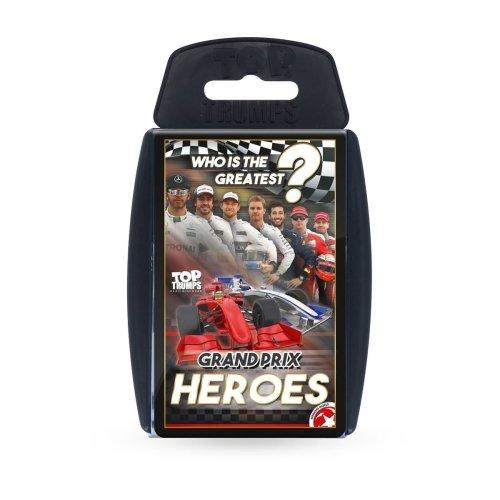 Top Trumps - Grand Prix Heroes