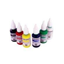 Spraycraft Acrylic Airbrushing Colour Set -  spraycraft acrylic airbrushing colour set