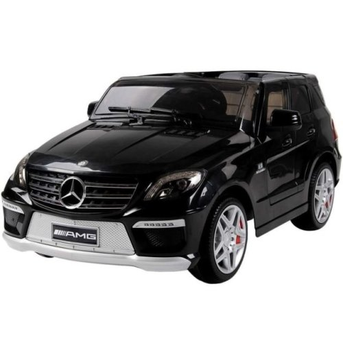 Mercedes ML63 AMG 12V Electric Ride-On Car | Kids' Ride-On Mercedes Car