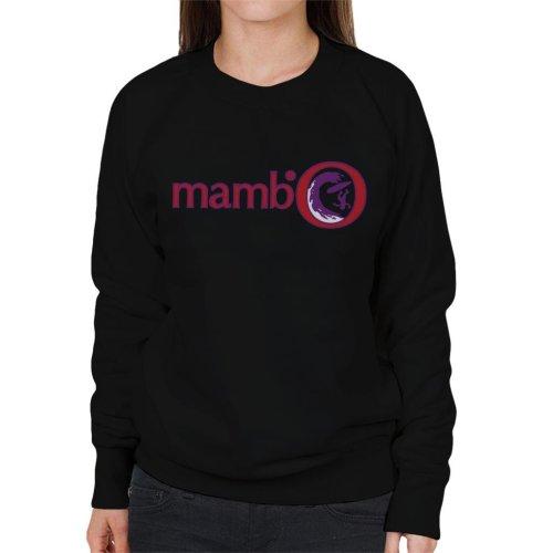 Mambo Surfer Wipeout Women's Sweatshirt