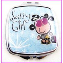 Sassy Girl Compact Mirror