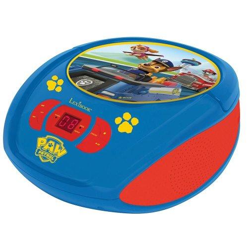 Lexibook RCD108PA Paw Patrol Boombox Radio CD Player