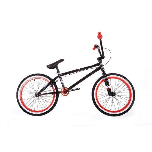 "DiamondBack Grind 2 Freestyle 11"" Kids Boys BMX Bicycle Bike Black Red 20"" Wheel"