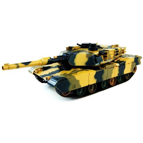 1/24 Airsoft BB M1A2 Battle RC Tanks