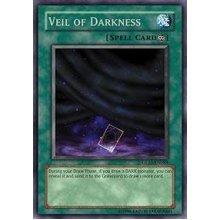 Yu-Gi-Oh! - Veil of Darkness (GLAS-EN088) - Gladiators Assault - 1st Edition - Secret Rare