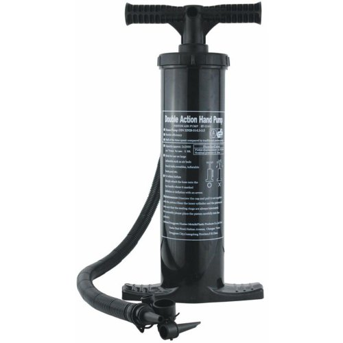 Yellowstone Double Action Pump 2L (Black)