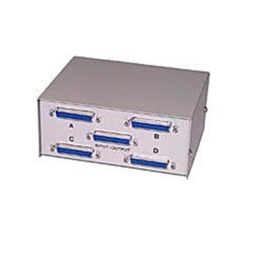 Cables To Go 03292 4-1 DB25 MANUAL SWITCH BOX
