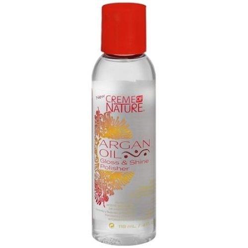 Creme of Nature Argan Oil Gloss & Shine Polisher 120 ml