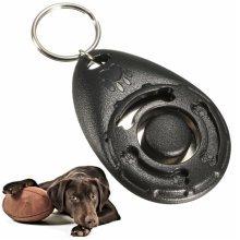 Black Pet Dog Puppy Click Clicker Training Trainer