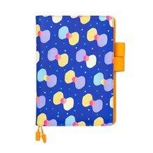 Office Planner Schedule Personal Organizer Notebook Portable Planner [Blue]