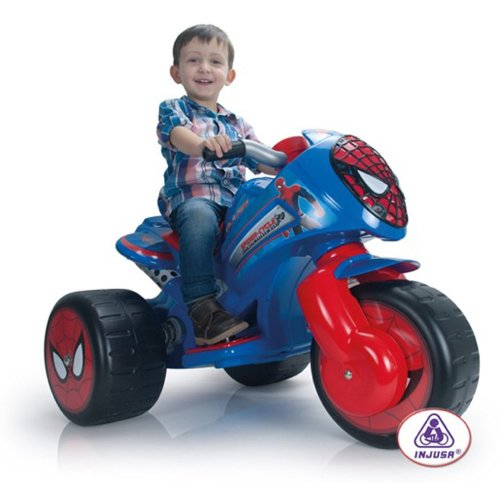 Spiderman Waves Trimoto - 6 Volt