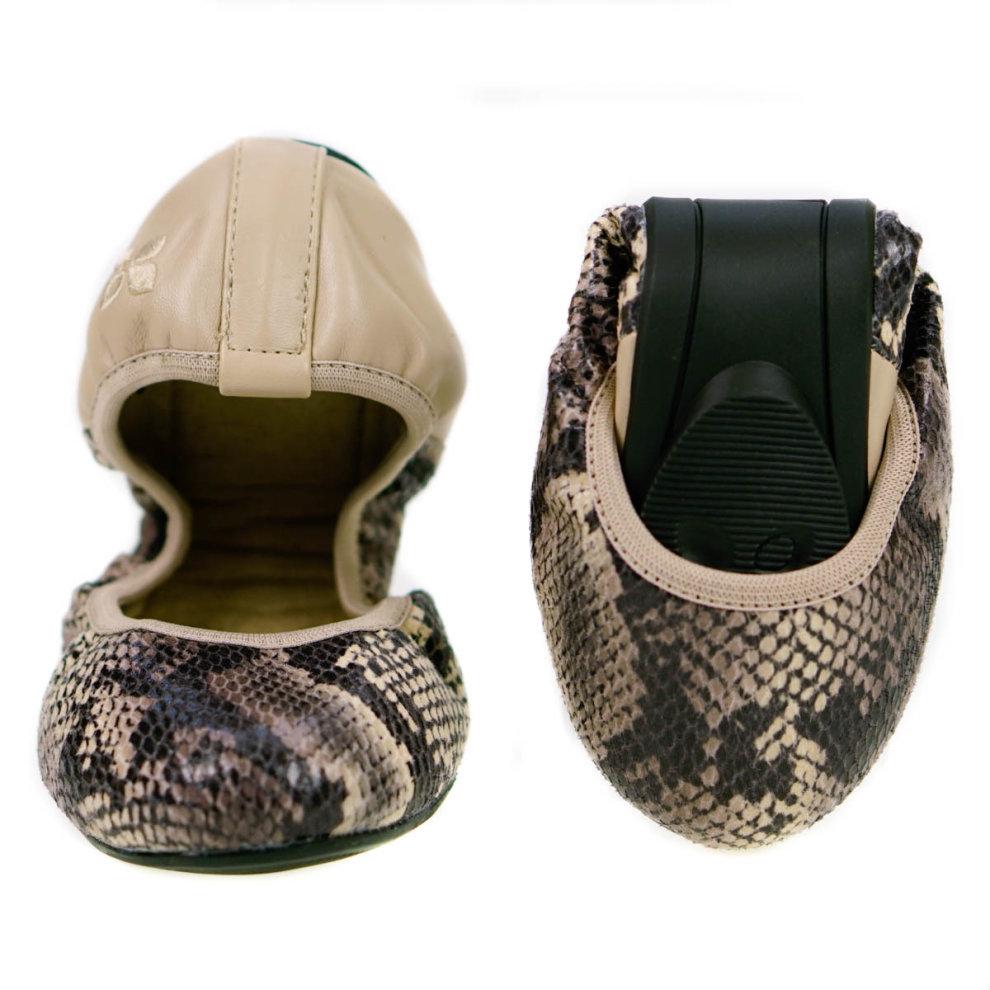 ab845b510 Butterfly Twists Foldable Ladies Flat Shoes Stone Butterfly Twists Foldable  Ladies Flat Shoes Stone - 1 ...